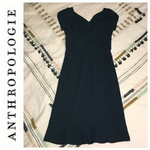 Anthropologie Maeve Career Classy Plaid Dress 4